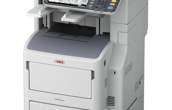 OKI MPS5502 B/W Copier  MFP