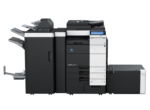 Bizhub C654/754 Color Copier MFP